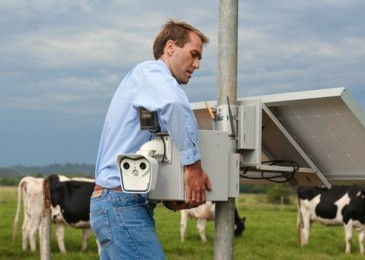 Technology to assist with calving