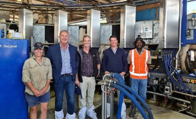 University of Sydney leads $16m NSW dairy recovery program